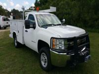 Options:  2009 Chevrolet 2500Hd Service Truck 2Dr Reg