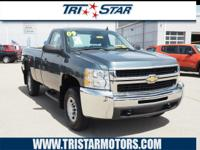 This 2009 Chevrolet Silverado 2500HD is a real winner