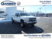 Introducing the 2009 Chevrolet Silverado 2500HD Work