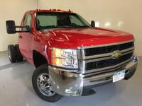 CARFAX One-Owner. CarFax Clean Title, Duramax 6.6L V8