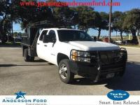 Summit White 2009 Chevrolet Silverado 3500HD Work Truck