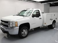This awesome 2009 Chevrolet Silverado 3500 4x4 comes