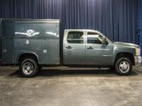 4x4 Work Truck with Tool Boxes!  Options:  Am/Fm