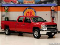 This 2009 Chevrolet Silverado 3500HD SRW is in great