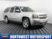 Two Owner SUV with Navigation!  Options:  Tinted