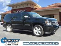 Leather. Gasoline! Welcome to Estero Bay Chevrolet!