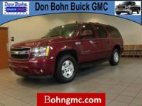 2009 CHEVROLET SUBURBAN with just 58055 miles. The