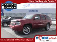 2009 Chevrolet Tahoe LTZ, Car Fax One Owner!!1 Only