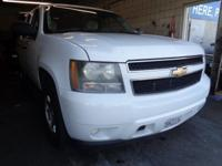 Options:  2009 Chevrolet Tahoe Ls|Roomy And