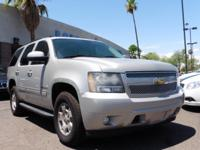 Options:  2009 Chevrolet Tahoe 4Wd 4Dr 1500 Lt