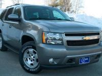 2009 Chevrolet Tahoe, Graystone Metallic, Accident Free