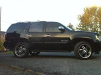EXCELLENT CONDITION 2009 CHEVROLET TAHOE LT 4WD W/LOW