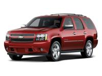 Snag a deal on this 2009 Chevrolet Tahoe LTZ before