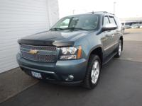 LTZ trim. Very Nice. Heated Leather Seats,