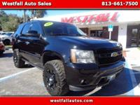 2009 Tahoe LTZ in beautiful shape!! With Navigation