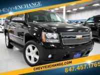 Options:  2009 Chevrolet Tahoe Ltz|Black|Ebony|5.3L