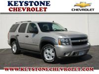 This 2009 Tahoe LS XFE might be the one for you! It was