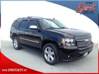 This is a beautiful 2009 LTZ Tahoe! It is loaded with