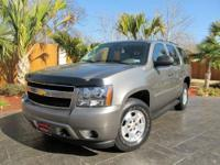 2009 CHEVROLET TAHOE LS This Tahoe is equipped with the