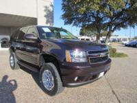 LIFTED TAHOE! This 2009 Chevrolet Tahoe LT w/1LT 4WD -