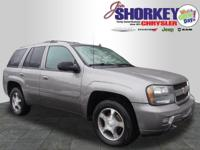 2009 Chevrolet TrailBlazer LT CARFAX One-Owner. Clean