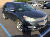 CARFAX One-Owner. 2009 Chevrolet Traverse LTZ FWD