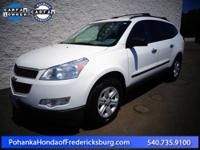 2009 Chevrolet Traverse LS ***** AWD, 4-Wheel Disc