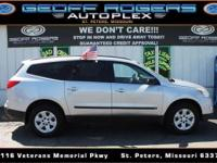 (636) 486-1907 ext.806 This Chevy Traverse is one of