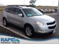 This outstanding example of a 2009 Chevrolet Traverse