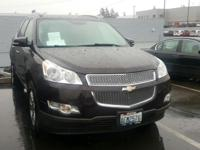 TRAVERSE LT 4D UTILITY AWD  Options:  2-Stage