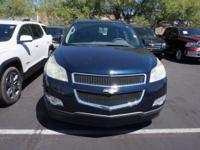 2009 Chevrolet Traverse LT 1LT  CARFAX One-Owner. Clean