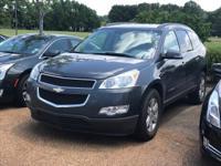 Options:  2009 Chevrolet Traverse Lt W/2Lt|Gray/|V6