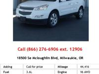 You can find this 2009 Chevrolet Traverse LTZ and many