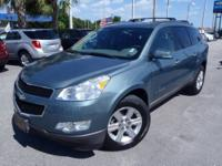 2009 Chevrolet Traverse SUV LT w/1LT Our Location is: