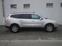 2009 CHEVROLET TRAVERSE WAGON 4 DOOR Front-Wheel Drive