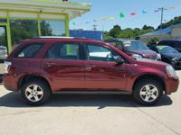 This awesome 2009 Chevy Equinox has new tires, new