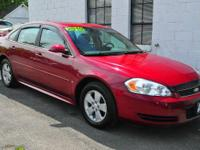 2009 CHEVY IMPALA 'LT' SEDAN! Financing! Warranty!