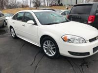 SUPER CLEAN 2009 CHEVY IMPALA  NEWER TIRES