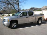 2009 Chevy Silverado LT Z71 4x4 Crew Cab STILL UNDER
