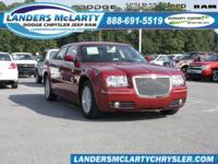 -LEATHER TRIM- This 2009 Chrysler 300 Touring is priced
