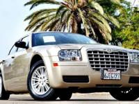 Lavishly luxurious, this ONE OWNER 2009 Chrysler 300