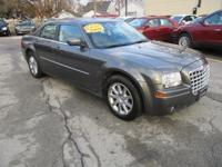 Options:  2009 Chrysler 300 4D Sedan Touring