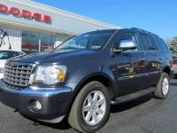 Very well equipped 2009 Chrysler Aspen with Flex Fuel