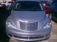 Up for sale is a Silver 2009 Chrysler PT Cruiser. ***