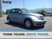2009 Chrysler PT Cruiser LX. Gently used. Pad your