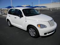 Options Included: N/AThe mileage on this PT Cruiser is