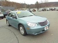 Step into the 2009 Chrysler Sebring! This car offers