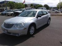 COLD A/C AND LOW MILES. THE CLEAN 2009 CHRYSLER SEBRING