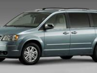 Options:  2009 Chrysler Town & Country Limited|Miles: