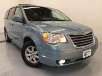 CarFax Clean Title, Cloth, Compass, Power driver seat,
